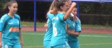 VÍDEO | Espectacular gol de Lorena Herrera para dar la primera victoria al Osasuna Femenino