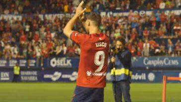 Xisco, muy cerca de firmar por el mejor club sudamericano del siglo XX