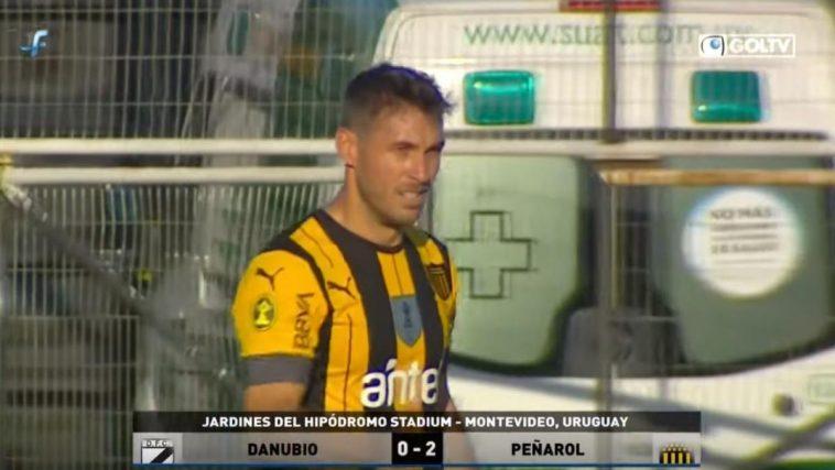 VÍDEO | El ex rojillo Xisco Jiménez estrena su cuenta goleadora en Uruguay