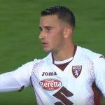 VÍDEO | Gran doblete en 6 minutos de Álex Berenger en el Torino