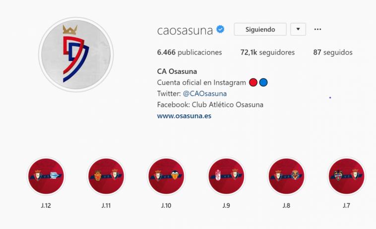 ¿Qué jugador rojillo tiene más seguidores en Instagram que la cuenta oficial del equipo?