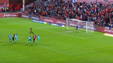 Osasuna es el equipo con peor diferencia de penaltis en la historia de Primera: -78