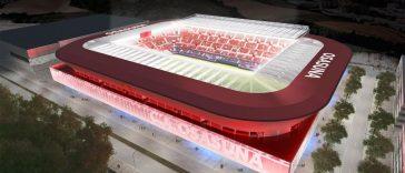 Los estadios alternativos de los equipos de Primera