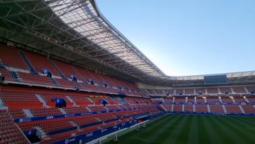 ¿Qué porcentaje de habitantes de su ciudad podría acoger cada estadio de Primera?