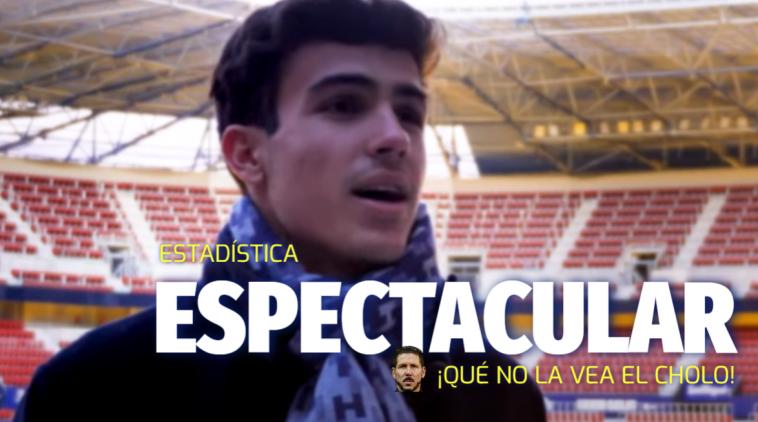 La estadística que la afición de Osasuna quiere esconder al Cholo Simeone