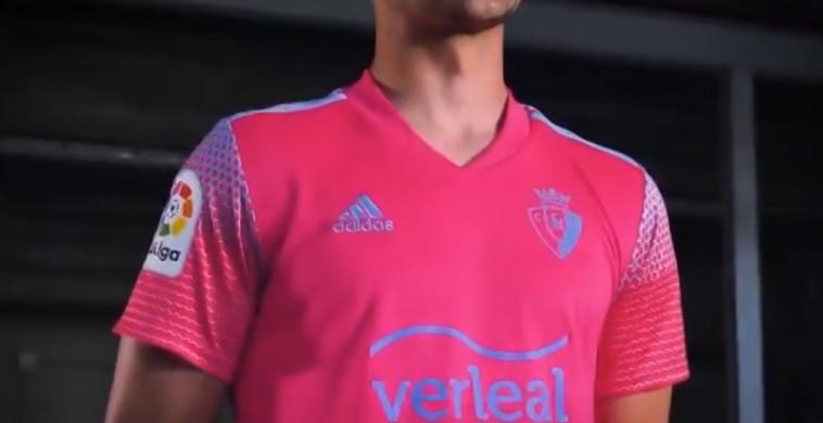 La tercera camiseta de Osasuna lidera un ranking y no precisamente de ventas
