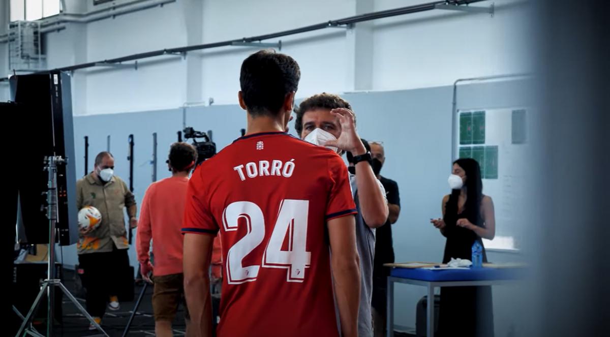 El escandaloso registro de Lucas Torró en el juego aéreo